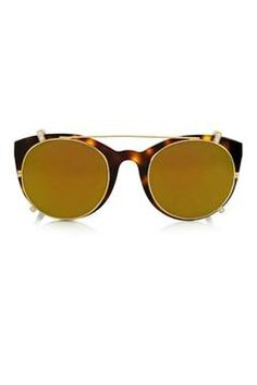 Pembroke Tortoise Sunglasses