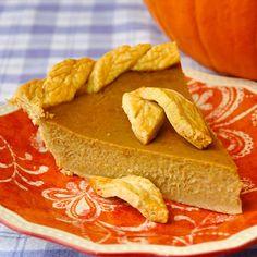 Perfect Pumpkin Pie Recipe on Yummly. @yummly #recipe