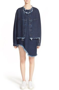 Marques'Almeida Jacket & Dress available at #Nordstrom