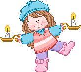 Cute Color - Crianças ~ Cantinho Luma D. GIFS