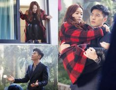 Hyun Bin holds Han Ji Min in his arms in bts cuts from 'Hyde Jekyll, Me' | allkpop