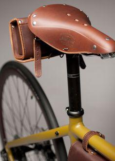 Gorgeous urban utility bicycle. #bikes
