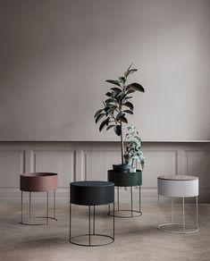 Вкусные оттенки в новой коллекции от Ferm Living   Пуфик - блог о дизайне интерьера