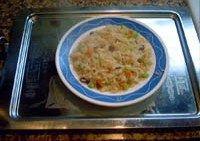 Arroz con vegetales. Clic en la imagen para ver la receta.