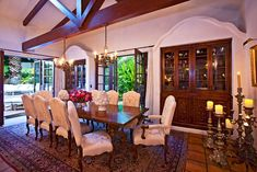 Hacienda in Serra Retreat - Home Bunch - An Interior Design & Luxury Homes Blog