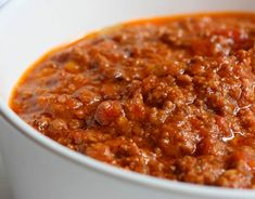 Let me guide you through my take of a classic Italian meat-sauce. Dinner Casserole Recipes, Dinner Recipes, Italian Meat Sauce, Minced Beef Recipes, Pasta Casera, Best Casseroles, Deli Food, Light Recipes, Ground Beef
