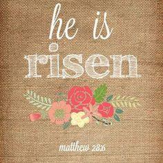 Matthew 28:6. Gezegende Paasdagen! #huisvanbelle