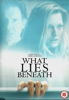 'What Lies Beneath', 2000 - Directed by Robert Zemeckis. Michelle Pfeiffer and Harrison Ford's fierce performances drive this homage to Alfred Hitchcock in Zemeckis' updated thriller.
