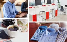 Enter to win up to 100 Ledbury shirts and more! Office Outfits, Giveaway, Easy, Shirts, Shirt, Office Wear, Dress Shirt, Top, Office Attire
