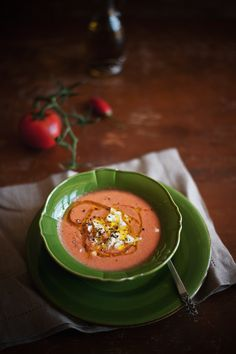 Gazpacho (from Souvlaki for the Soul)