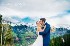 Best Colorado Mountain Wedding Venue Telluride Wedding {San Sophia Overlook } — Searching for the Light Photography