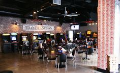 Barcadia pairs classic arcade games (and some new ones) with a quality beer list that features great craft beers and a nod to the expanding local brewery scene in southeast Louisiana. (Photo: BarcadiaNewOrleans.com)