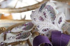 #мастерскаяИнгаМарита #мастерскаячудесныхвещей #вышивка #кружево #beadembroidery…