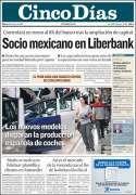 DescargarCinco Dias - 20 Mayo 2014 - PDF - IPAD - ESPAÑOL - HQ