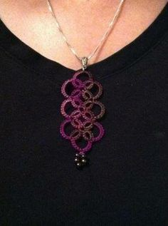 :)frivolite necklace