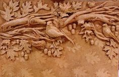 Gallery - Creating the Beauty of Bas-Relief