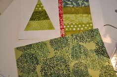 Ready to Quilt by Pleasant Home, via Flickr