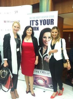 With Diamond Orchid Irena Oliver