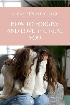 Guilt is an emotion we associate with being sad. It can help and hurt us. Learn the truth about guilt and how you can learn how to let it go. Be Kind To Yourself, Forgiving Yourself, We Can Do It, Let It Be, Love And Forgiveness, We Are All Human, Self Compassion, Self Acceptance, Thought Process