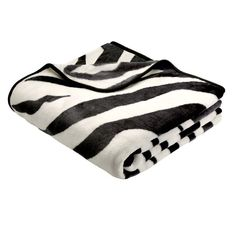 B 220 x 240 cm Biederlack De Luxe Zebra Blanket Throw, Multi-Colour by Bhome - Products Lists of Tools and Hardware Faux Fur Blanket, Faux Fur Throw, Neon Bedroom, Art Deco Living Room, Velvet Bedspread, Waffle Blanket, Textiles, Fleece Throw, Shopping
