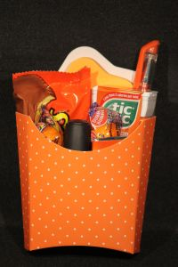 Orange you glad it's your birthday?  #pickyourplum #frenchfrycontainers