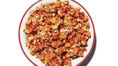 Buffalo Wing Popcorn Recipe   Bon Appetit