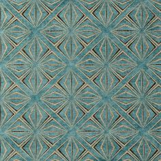 High End Designer Fabric in Mid Century Pattern  Sold by by LOFT32, $95.00