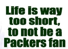 NFL Jerseys Outlet - Go Green Bay Packers ! Love my green and gold! Always have always ...