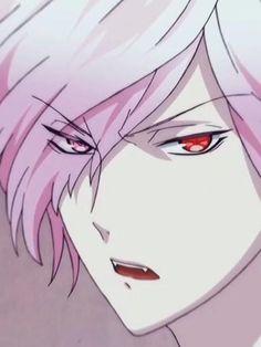 Best Vampire Anime, Evil Anime, Vampire Art, Otaku Anime, Anime Diabolik Lovers, Diabolik Lovers Wallpaper, Dream Anime, Disney Princess Drawings, Undertale Drawings