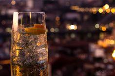 White Port Cocktail Serving Suggestions: Orange/Lemon Wedge; Clove & Cinnamon