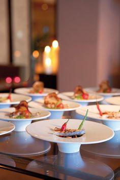 MANDARIN Event von Seltmann Weiden - das Auge isst mit! #Event