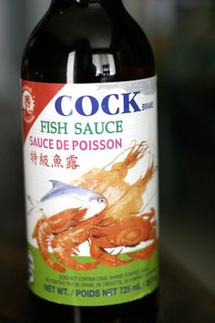 Ah the ole cock sauce, my brand of preference at my supermarket. Get some now!