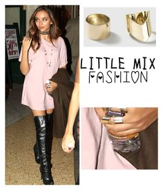 """""""Untitled #1197"""" by little-mix-are-babes ❤ liked on Polyvore featuring Topshop"""