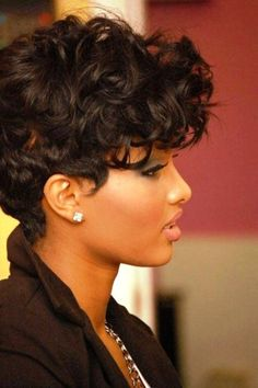 Black Short Hairstyles 2015 Pintiffany Kloss On Sexy Sissy  Pinterest