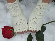 Ravelry: Love & Lace pattern by Christina Pridie