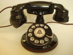 antique telephones | ... telephone, Western Electric 102, antique telephone, rotary telephone