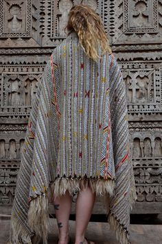 Antique Berber cap known as a Moroccan by Beniouraincarpets