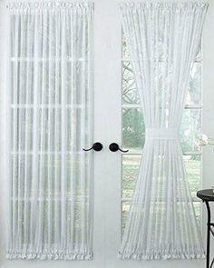 harmony sheer door panel - Door Panel Curtains