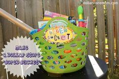 "Make a Summer Fun ""Bored Bucket"""