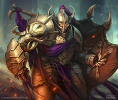 Dark Knightmare by DevBurmak on DeviantArt