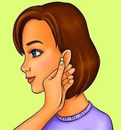 digitopressione orecchio