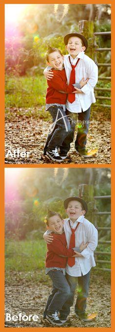 Photoshop Elements Tutorial: Create Layers that Reduce Haze, Pop Colors