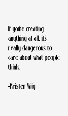 kristen wiig quotes | Kristen Wiig Quotes & Sayings