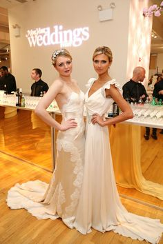 Bridal Beauty Hairstyle/Makeup Trend, Photos: 2014 New York Magazine Weddings Event – How To Plan The Ultimate New York Wedding