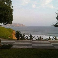 Miraflores,Lima-Peru - My parents lived in Miraflores