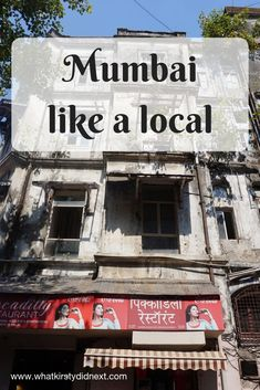 Exploring Mumbai in India like a local Tokyo Japan Travel, Japan Travel Tips, Singapore Travel, China Travel, Maldives Travel, Bali Travel, India Travel, Best Places To Travel, Places To Visit