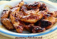 Cracker Barrel Grilled Chicken Tenderloins (Copy Kat)