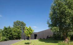 bruno vanbesien architects . House TV . AFFLIGEM (4)