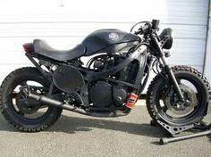 Suzuki gsx 600f Suzuki Cafe Racer, Cafe Racers, Suzuki Gsx 600, Street Fighter Motorcycle, Custom Cycles, Street Tracker, Moto Bike, Bike Frame, Street Bikes