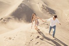Embrace Wild Love – 20 Breathtaking Desert Engagement Photos We Love!